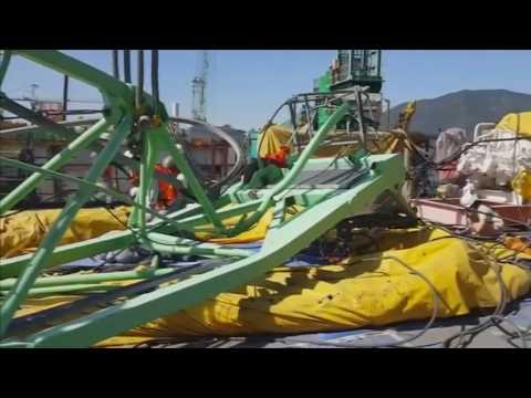 CraneCollapse AtSamsungShipyard Kills At Least Six