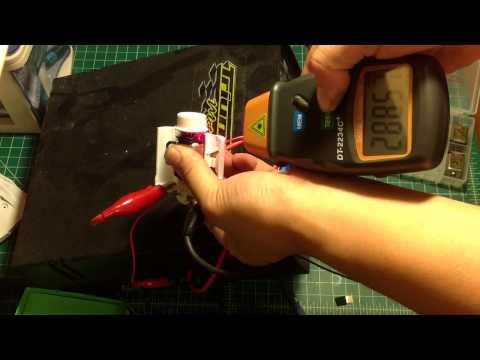 Tamiya Mini 4wd MOTOR RPM TESTER , HOW TO TEST Motor RPM, Ultra Dash, Jet Dash, RPM Test