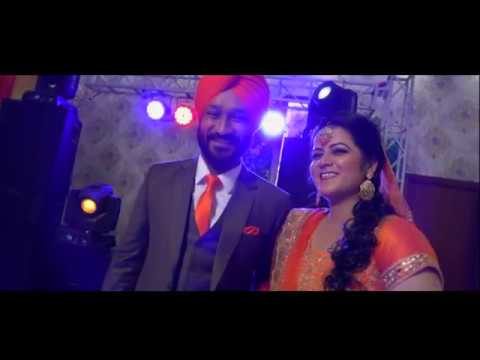 Parminder with Rupinder - Ring Ceremony Highlights