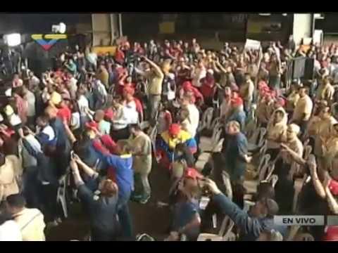 Los Domingos con Maduro, programa completo, 29 enero 2017 desde Sidor