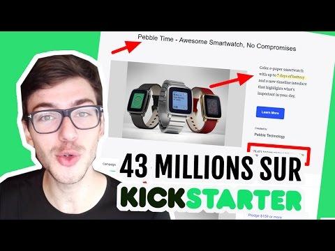Comment lever 43 MILLIONS sur Kickstarter (Analyse)