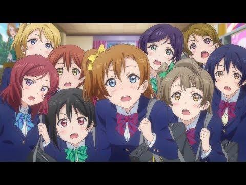 Love Live! The School Idol Movie - Trailer