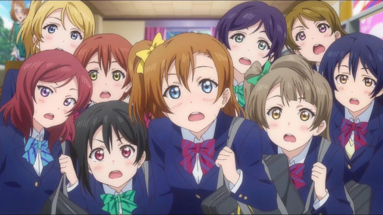 Spinoff de Love Live! será un anime para televisión