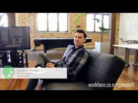 Gameloft - Workhere New Zealand