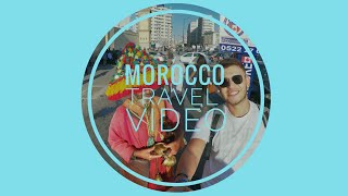 Morocco Travel Video -  GoPro Hero 7 Black
