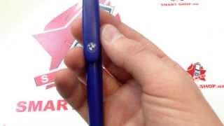 Шариковая ручка BMW Pen Blue(, 2013-10-04T11:20:13.000Z)