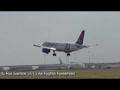 Onur Air Airbus A320-232 TC-OBM (cn 676)