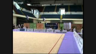 21. Uluslararası Ritmik Cimnastik Turnuvası - Alet Finalleri