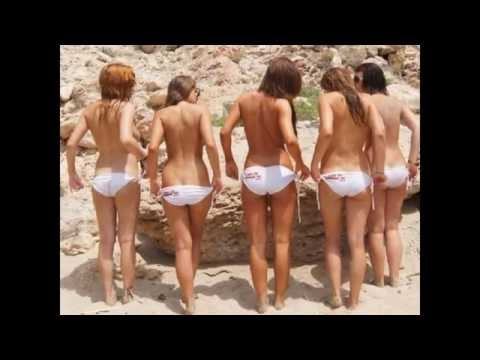 Девушки на пляже - Часть 1