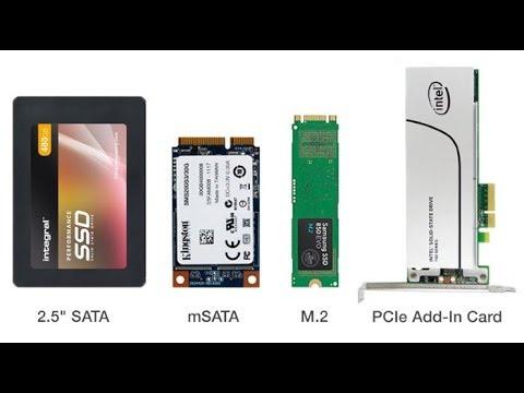 Ускоряем  ноутбук или очень быстрый жесткий диск SSD M2