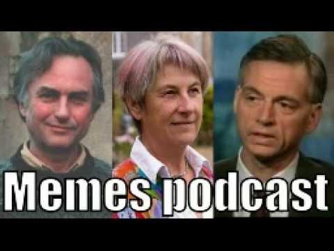 Susan Blackmore, Robert Wright and Richard Dawkins...