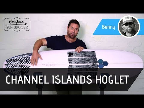 Channel Islands Surfboards HOGLET Surfboard Review | Compare Surfboards