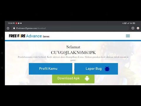 Cara Mengatasi Kode Aktivasi Ff Advance Server Tidak Muncul Mengatasi Apk Ff Tidak Ter Install Youtube