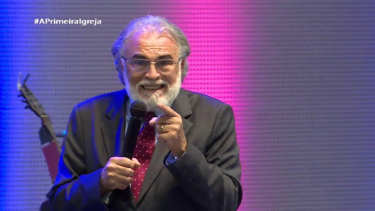 Pastor Estevam Fernandes - A Importância da Oração