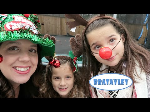 Christmas Party at Simply Liv's! (WK 257) | Bratayley