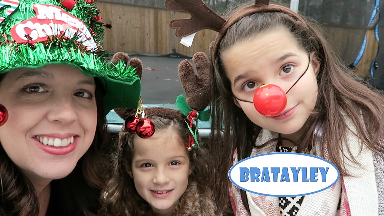 Christmas Party at Simply Liv's! (WK 257) | Bratayley - YouTube