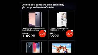 Catalog eMAG Black Friday 2018 – super preturi