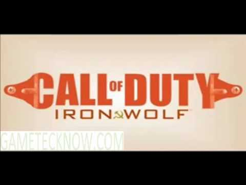 Call Of Duty 9 Iron Wolf Amazing New Leaked Info