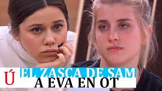El zasca de Samantha a Eva por sus privilegios en OT 2020 antes del pase de micros de la Gala 8