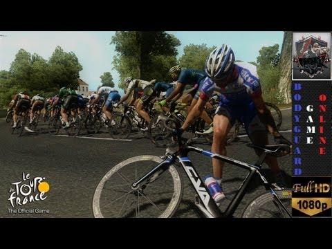 Le Tour de France 2013 - 100ème Gameplay Commenté En Français Présentation Du Jeu Live