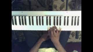 Lisa McClendon - You Are Holy - Piano Tutorial (FULL CHORD BREAK DOWN) (GB International)
