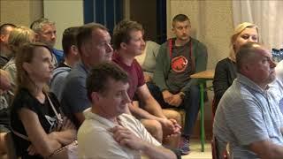 Kurniki w Boguszach. Spotkanie konsultacyjne z mieszkańcami