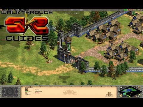 The Maid of Orleans - French M2 Hard Walkthrough - Age Of Empires II HD Kings