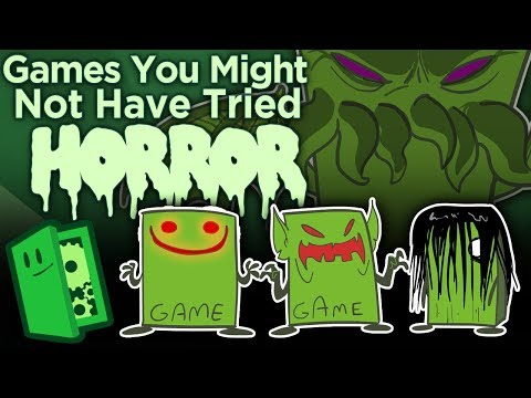 Games You Might Not Have Tried: Horror - Find New Games for Halloween - Extra Credits