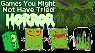 Games You Might Not Have Tried: Horror - Find New Games for Halloween - Extra Credits (Video Game Video Review)