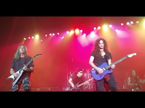 RATT's new lineup performed live for 1st time July 7 in Kansas + setlist