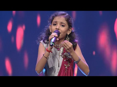 Paadam Namukku Paadam | Vishnupriya's super performance on the floor! | Mazhavil Manorama
