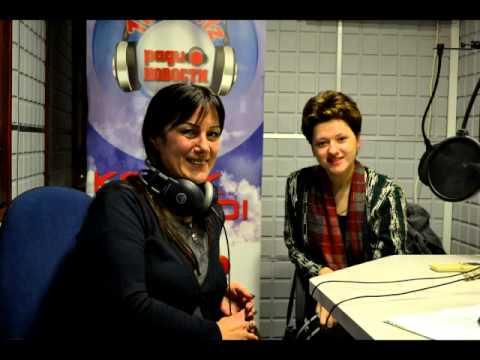 Doris Bizetić Nygrin-Radio Novosti-26.12.2013.