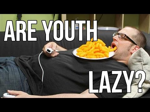 Are Youth Lazy? Ask Canada (Victoria)