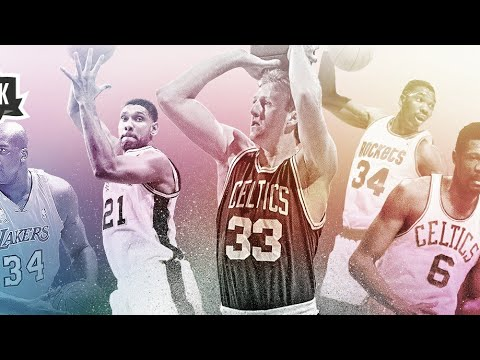 Top 10 Players In NBA History