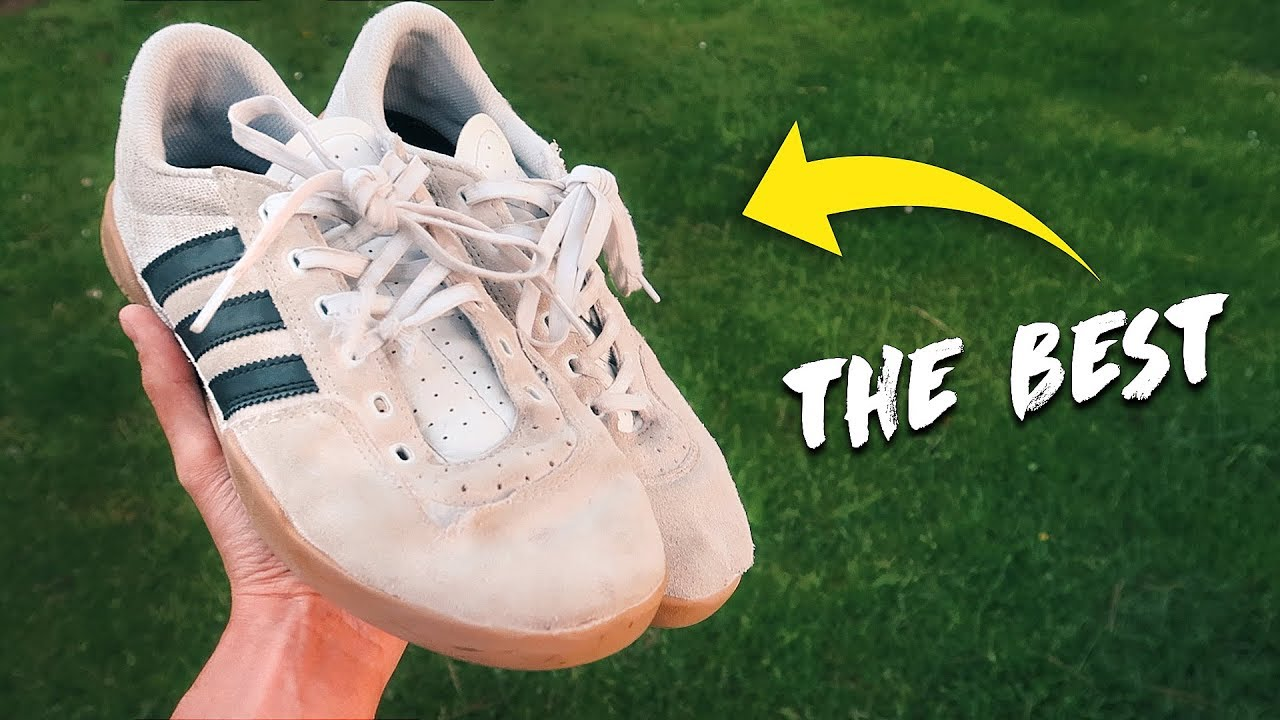 Are ADIDAS good skate shoes? - YouTube
