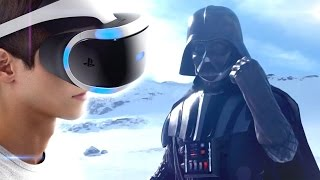 Star Wars Battlefront: Rogue One X-Wing Mission for PS VR