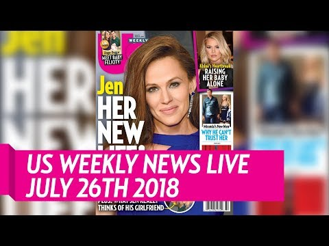 Us Weekly News Live 7/26/18 Demi Lovato, Jennifer Garner's life after Ben and more