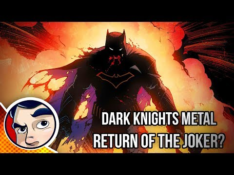 "Dark Nights METAL ""Batman Dark Multiverse"" - Rebirth Complete Story"