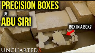 Ancient High Technology: The Precision Carved Granite Boxes of Abu Sir
