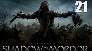 Middle-Earth: Shadow of Mordor- Part 21 (Bringing down Saurons statue)