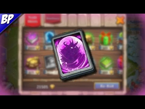 Castle Clash A New Legendary Hero Card?