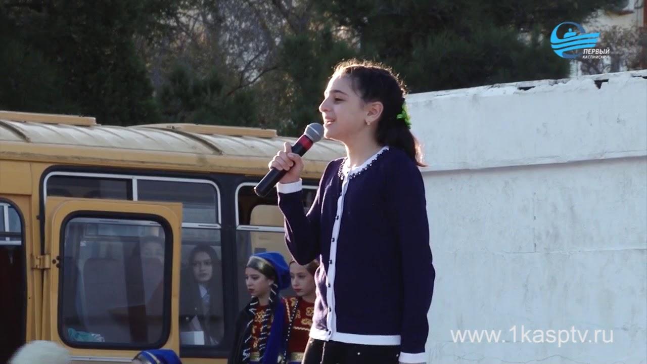 День народного единства отметили каспийчане большим праздничным концертом на главной площади города