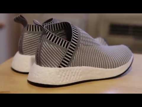 ADIDAS NMD CS2 SHOCK PINK REVIEW