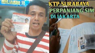 Perpanjang Sim A Dan Sim C Diseluruh Indonesia