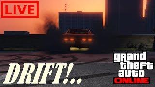 GTA 5 ONLINE -Drift e Corridas! Ps4