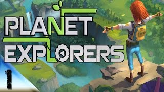 Planet Explorers | Romana | Episodul 1