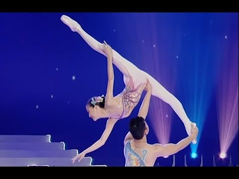 Acrobatic Dance The Butterfly Lovers   CCTV English