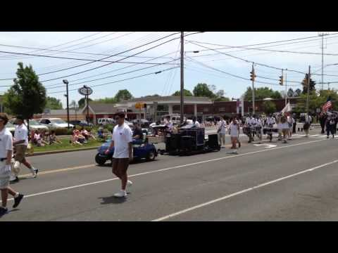 Bunnell High School Marching Band 5/26/2014