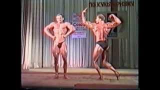 бодибилдинг Сергей Огородников