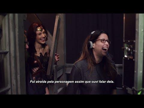 Mulher-Maravilha - Especial de Bastidores: Patty Jenkins
